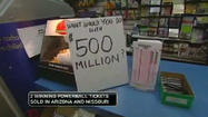 Powerball gives some love to convenience stores in two states