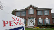 Contracts to buy previously owned homes soared 5.2% in October, reaching a high set more than five years ago.