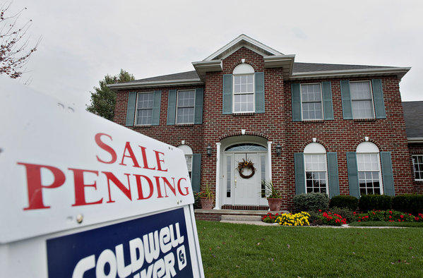 Pending home sales increased nationwide in October