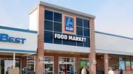 Aldi offers a sneak peek at new Towson location