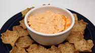 Tailgating recipe: Buffalo chicken dip