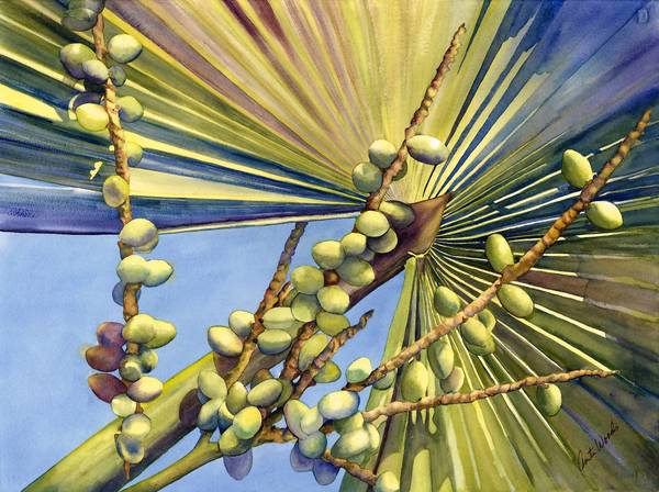 Works by Anita Woods can be seen on this weekend's Off The Beaten Path Florida Arts Tour in Lake County.