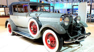Photos: Classic Lincolns at L.A. Auto Show press day