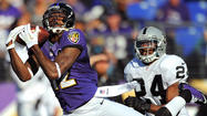 Jacoby Jones may have sat out Wednesday's practice because of an ankle injury, but the Ravens wide receiver said there's no question that he will be available for Sunday's game against the Pittsburgh Steelers.