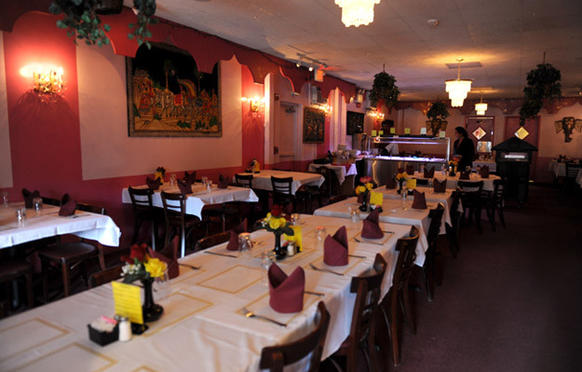 Nawab Indian Restaurant in Bethlehem.