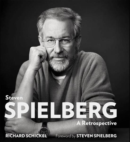 "<strong>Steven Spielberg</strong> <br> <strong>A Retrospective</strong> <br> <strong>Richard Schickel and Steven Spielberg</strong> <br> Sterling, $35 <br> Photos and analysis of the Oscar-award winning director's 40-year career highlighting every film from ""Jaws"" to ""Lincoln."""