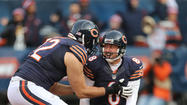 In the second quarter Sunday, with the Bears leading Minnesota 16-3, Robbie Gould lined up for an extra point. But instead, holder and punter Adam Podlesh ran the ball into the end zone for a 2-point conversion.