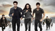 """Breaking Dawn Part Two""<em> </em>starts where ""Part One"" left off – Bella Swan (Kristen Stewart) opening her newborn vampire blood-red eyes."