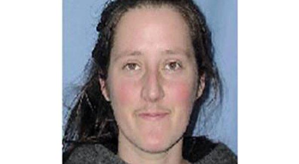 This undated photograph provided by the FBI shows fugitive Rebecca Rubin.