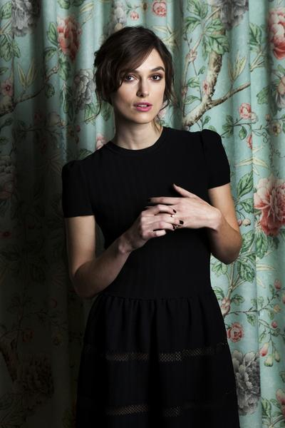 Celebrity portraits by The Times: Anna Karenina star Keira Knightley has backed off from taking things far too seriously.