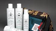 "Two up-and-coming indie brands, skin-care company <a href=""http://www.ursamajormen.com/"" target=""_blank"">Ursa Major</a> and backpack and gear bag maker <a href=""http://topodesigns.com/"" target=""_blank"">Topo Designs</a>, have teamed up to stock a holiday Dopp kit, with some proceeds going to benefit the American bison."