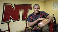 Q&A with New Town football player Vincent Minor