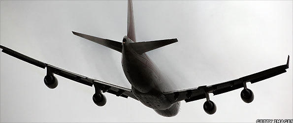 President Obama signed a bill to keep airlines from paying fines on a European emissions plan.