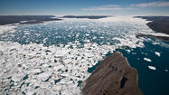 The loss of ice covering Greenland and Antarctica has accelerated over the last 20 years, shrinking three times as much as in the 1990s and contributing substantially to sea level rise, according to a comprehensive new study of ice sheet loss conducted by 26 laboratories around the world.