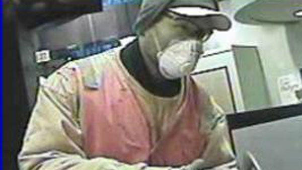 Bank robbery reported in Loop