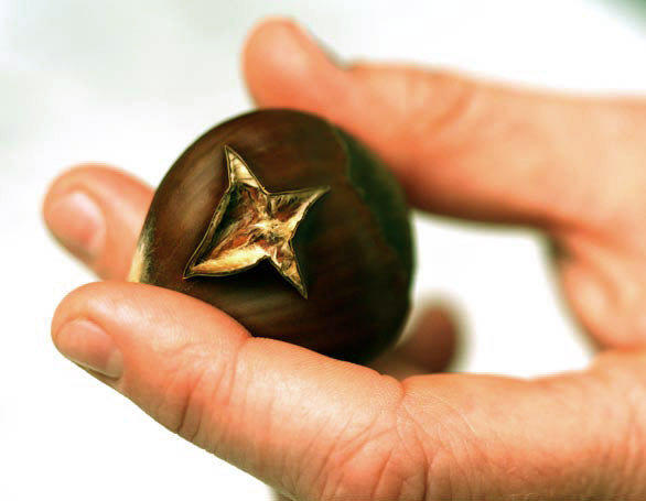 A chestnut knife may help you tackle the nuts.
