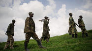 The Democratic Republic of Congo has been repeatedly ravaged by war, rebellion and attacks on civilians in the last two decades. Though the country is rarely without some skirmish going on somewhere — a result of a complicated history of rivalries among ethnic groups and constant conflicts over land ownership and resources — the government made a strategic move toward peace several years ago. It signed a treaty on March 23, 2009, with a rebel group called the National Congress for the Defense of the People, which had taken a fair amount of control over the mineral-rich eastern part of Congo and was backed by Rwanda, Congo's much smaller yet more powerful neighbor to the east.