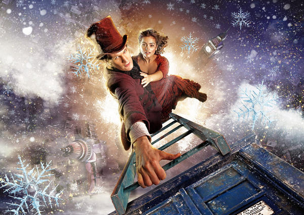 "An annual must-see on Christmas night is the ""Doctor Who"" holiday special on BBC America, which is called ""The Snowmen"" this year."