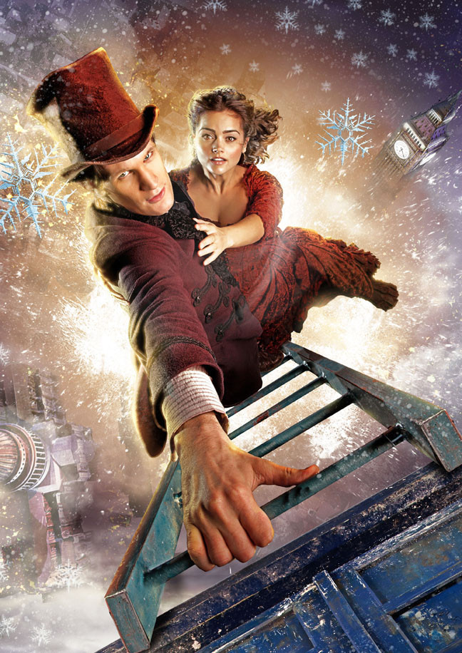 Doctor Who\' Christmas special 2012: \'The Snowmen\' trailer - RedEye ...