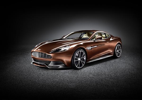 ¿Vanquish is the ultimate expression of Aston Martin design ethos, engineering innovation and technical ability,¿ Ulrich Bez, Aston Martin chief said in a statement. ¿It offers luxurious, continent-crossing capability and pure driving excitement without compromise.¿
