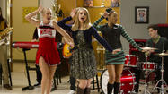 "No, you're not crazy. This week is the ""Glee"" Thanksgiving episode...because actually showing it on Thanksgiving would make too much sense, right, Ryan Murphy? Anywho, this week is more of a homecoming as well for the New Directions alums."