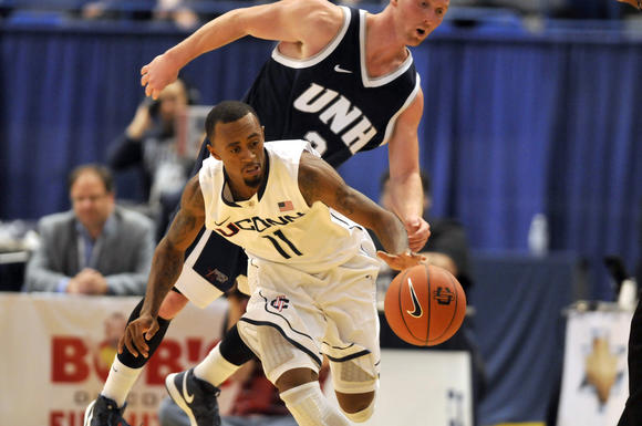 UConn Men Vs. New Hampshire