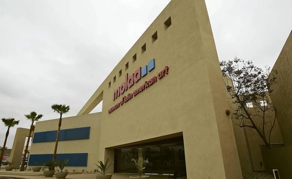 The Museum of Latin American Art in Long Beach