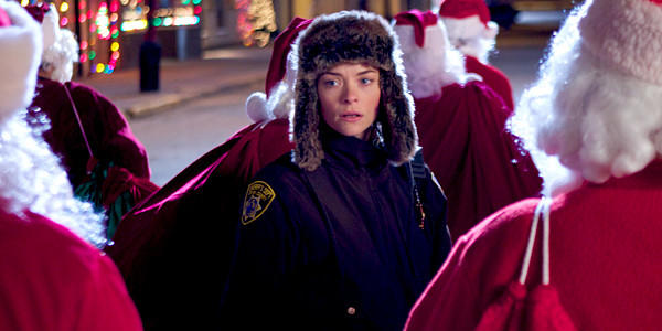 "Jaime King in ""Silent Night."""