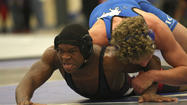 Photo Gallery: Kapaun vs. Wichita Heights Wrestling