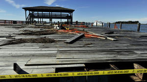 Some Sandy victims still waiting for federal aid
