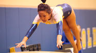 The Aberdeen Central gymnastics team picked right up from where the Golden Eagles finished last season.