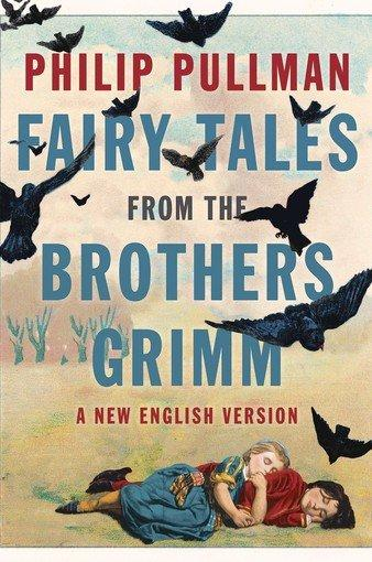 The cover of 'Fairy Tales from the Brothers Grimm'.