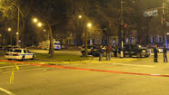 Police shooting at 37th and King Drive