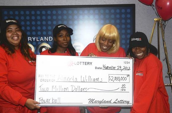 $2 million Powerball winner