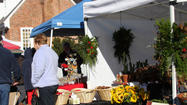 "<span style=""font-family: Times New Roman;""><span style=""font-size: small;"">Yorktown holds its 7<sup>th</sup> Annual Yorktown Christmas Market on Main Street 10 a.m.-3 p.m. Saturday, Dec. 1. The market will feature arts and crafts vendors with local shopping opportunities, living history exhibits, strolling musical entertainment, classic cars, chef demonstrations, roasted chestnuts, food and more, according to a county press release.. </span></span>"