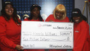 Harford custodian wins $2 million Powerball prize