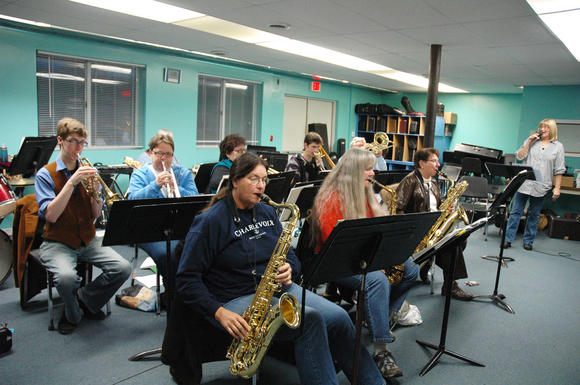 Pine River Jazz Band