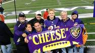 'Cheese' banner a memorial to a Ravens fan whose loyalty never wavered