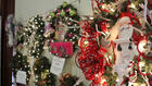 Photos: 2012 Festival of Trees, Gallery Two