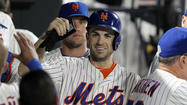Third baseman David Wright will be with the New York Mets for quite a while. Wright and the Mets agreed to a $138-million, eight-year contract on Friday.