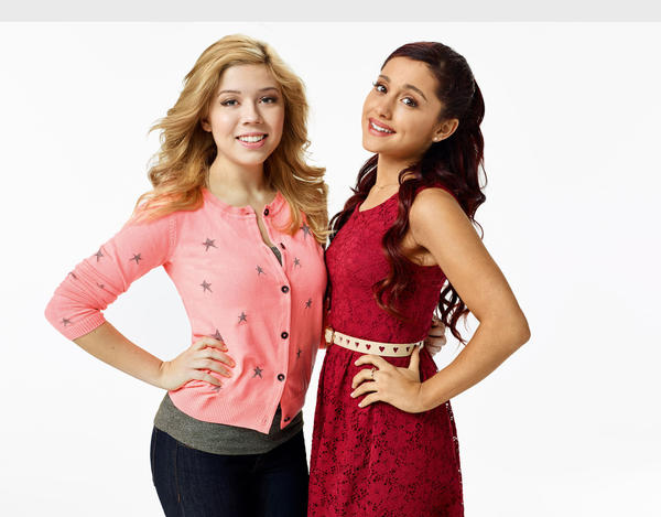 "Nickelodeon greenlights ""Sam & Cat,"" starring Jennette McCurdy, left, and Ariana Grande."