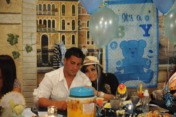 Snooki's baby shower