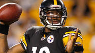 When two-time Super Bowl-winning quarterback Ben Roethlisberger dislocated some ribs and sprained his right throwing shoulder in the Pittsburgh Steelers' 16-13 overtime win against the Kansas City Chiefs on Nov. 12, the offense was forced to turn to a pair of venerable veterans in Byron Leftwich and then Charlie Batch.