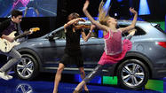 Video from the 2012 L.A. Auto Show