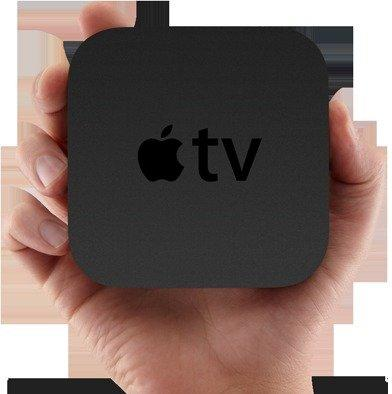 Apple TV is showing signs of being a popular holiday gift.