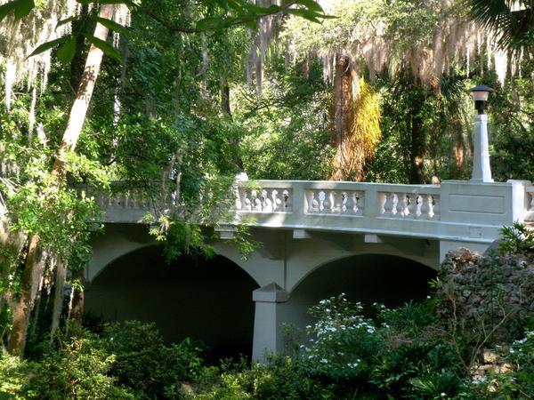 The Washington Street Bridge in the Lake Lawsona Fern Creek neighborhood
