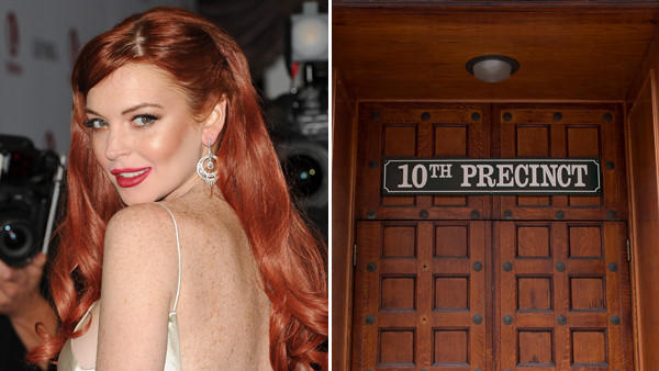 "Lindsay Lohan has been arrested yet again, booked on a charge of misdemeanor assault in New York City after a brouhaha unfolded in the wee hours Thursday morning.  Police told WPIX that a fight had broken out in the club and Lohan and others were trying to move away from it. Along the way, Lindsay and another woman bumped into each other and exchanged words, police said, with Lilo eventually allegedly punching the other woman in the face.  Both women were brought to the New York City's 10th Precinct house until things were sorted out, but the ""Liz & Dick"" actress was the only one charged. <br><br> Lindsay Lohan's very bad day got very much worse Thursday when law enforcement on the West Coast finally charged her with three misdemeanor counts related to a June car accident on PCH in Santa Monica.  At the heart of the newest charges, according to L.A. Now: Lying to Santa Monica police about who was driving the car. (Lindsay said it wasn't her, but ...)  The three counts are giving false information to a peace officer, obstructing or resisting a police officer in the performance of his duty and reckless driving, according to TMZ. If convicted, she could face jail time for each of those three charges.  <br><br> <strong>Full story:</strong> <a href=""http://www.latimes.com/entertainment/gossip/la-et-mg-lindsay-lohan-arrested-assault-new-york-20121129,0,4991643.story"">Lindsay Lohan New York arrest: A case of bump and punch?</a> 