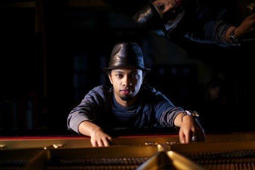 Ethiopian pianist Samuel Yirga.