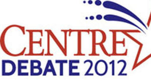 Centre calculated media value of the Vice Presidential Debate