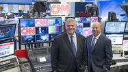CNN announced Thursday morning that Jeff Zucker is its new president worldwide.